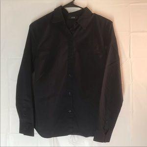 Apt 9 women's button up shirt